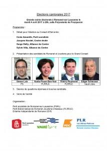 Annonce Romanel-Info journée 04.04.2017