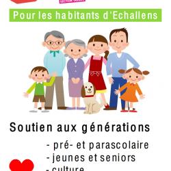 La campagne pour les communales est lancée à Echallens !